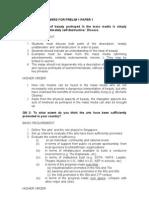 2009 Prelim 1 P1_Answer Scheme IJC