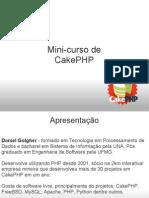 DanielGolgher-CakePHP