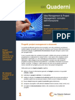 Idea Management & Project  Management