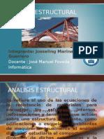 Analisis Estructural Josseling Guerrero