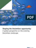 Biosimilars IMS Whitepaper