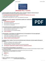 Simulado ITIL V3 Grátis 1