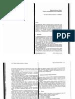 Rhetorical Strucuture Theory - Toward a Fuctional Theory of Text Organization