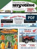 Castlegar Slocan Valley Pennywise April 10 - 2012