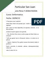 Colegio Particular San Juan