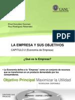 Presentacion Economia de Empresa