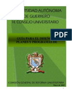 Guía para el diseño de planes y programas de estudio_0