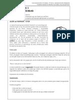 Tutoría 2º ciclo de E.P.Buenos tratos I. Cartas clasificadas