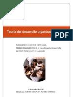 teoriadeldesarrolloorganizacional-101017100354-phpapp02