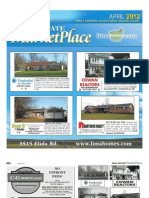 Real Estate Marketplace - April 2012