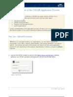 OSCAR Applicant Tip Sheets