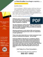 Arc Flash Deadline Whitepaper-2008