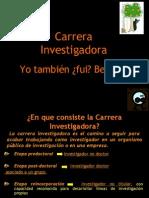 Charla Carrera Investigadora (14!5!07)