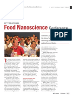 Food Nano Science