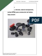 Accesorios PVC Presion 090309