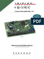 DGP848 Inst