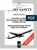 Flight Safety Digest - Glasscockpit Transition
