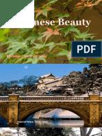 日本的美Japanese beauty