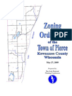 Final Chapter 10 Zoning Ord. - Datcp Certified