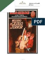 1. Hitchcock Alfred - Los Tres Investigadores Misterio en El Castillo Del Terror