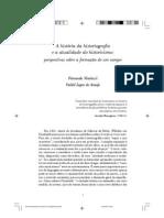 Historia Da Historiografia Historicismo
