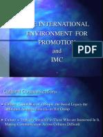 International ENV for IMC
