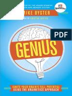 Genius by Mike Byster - Excerpt