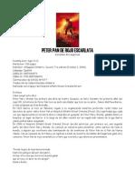 McCaughrean, Geraldine - Peter Pan de Rojo Escarlata