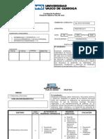Formato de Planeacion 2011-2012 - II