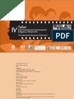 IV Taller Internacional de Comunicación Indígena y Desarrollo