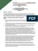 Ley 843 de Reforma Tributaria