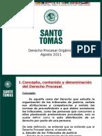 Clases de Derecho Procesal I.[1][1]