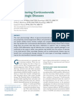Administering Corticosteroids in Neurologic Diseases3724(1)