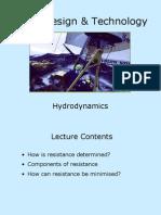 Yacht Lec34 Hydrodynamics