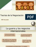 Historia de La Negociacion