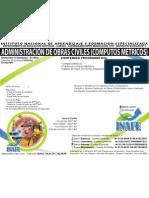 ADMINISTRACIÓN DE OBRAS CIVILES (COMPUTOS METRICOS)