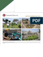 Cementos Lima  - Gestión Integral del Agua