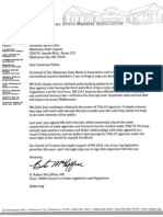 HB 2241 Support Letter