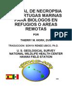 Manual de Necropsia de Tortugas Marinas