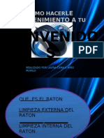 manual de mantenimiento