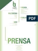 Dossier Premios Web 2011