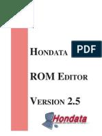 Rom Editor 25
