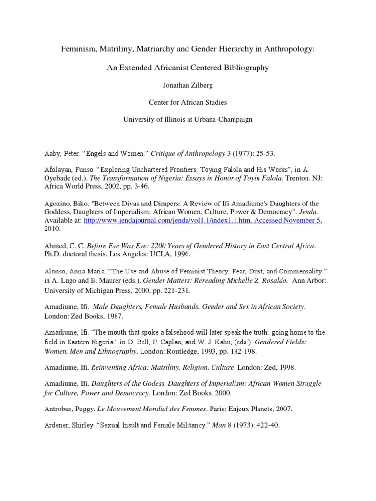 50 Relevant Topics for a Feminism Essay or a Research Paper