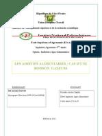 Additif Alim Zedproduction