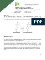 Informe 3 de Lab de Organica