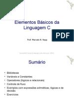 9 - Elementos Basicos Da Linguagem C
