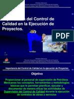 Conceptos de Gestion de Calidad Pemex