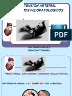 HTA Fisiopatologia