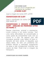 SIGNIFICADO DO NOME CLIFF.docxlk ljbl hbiufycgdfçlkoukjugij
