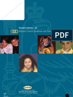 Paediatric Dentistry Uk1999